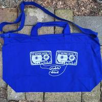 (BAG) mobiledisco Large Bag  -Blue-