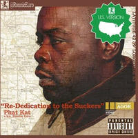 (LP) PHAT KAT / Re-Dedication to the suckers     <HIPHOP / RAP>