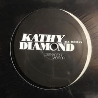 "(12""/ used) Kathy Diamond ‎/ All Woman   <house/ boogie>"
