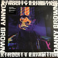 (2LP) DANNY BROWN / Atrocity Exhibition <hiphop / rap>