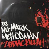 """(7"""") METHOD MAN and DJ Nu mark / Zodiac Killah   <HIPHOP / RAP>"""