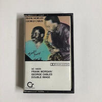 (TAPE / USED) Frank Morgan - George Cables ‎/ Double Image  <jazz / SAX - PIANO>