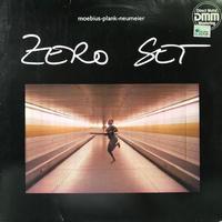 (LP/ USED) MOEBIUS - PLANK - NEUMEIER  / ZERO SET  <NEW WAVE / rock>