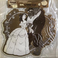 "(7""/ Deadstock) Lamp Eye ‎/ Beauty & The Beast ""Beats And The Beast"" EP  <hiphop / rap>"