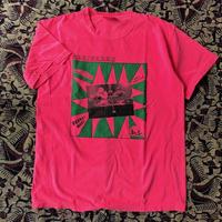 (T-shirts) OBRIGARRD Jacket Tee / Neon Pink - M -
