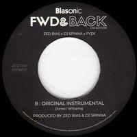 "(7"") Zed Bias, DJ Spinna & Fyza / Fwd & Back   <breakbeats / house / soul>"