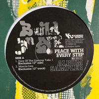 """(12""""/ USED) Build An Ark / Peace With Every Step  <jazz / break beats>"""