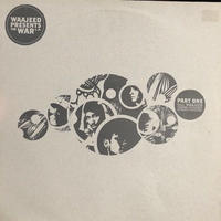 "(12""/ used) WAAJEED presents / The WAR LP part one  <HIPHOP / RAP / breakbeats>"