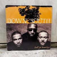 (2LP/ USED) DOWN SOUTH / Lost in Brooklyn  <HIPHOP / RAP>