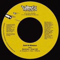 "(7"") SMIF-N-WESSUN / BUCKTOWN  <hiphop / rap>"