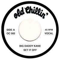 "(7"") BIG DADDY KANE / Set It Off   <HIPHOP / RAP>"