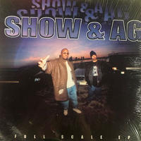 (EP/ USED) Show & AG / Full Scale EP  <hiphop / rap>