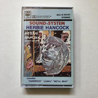 (TAPE) HERBIE HANCOCK / Sound - System    <electro / jazz funk>