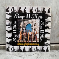 (LP/ used) Boyz II Men / Cooleyhighharmony  <R&B / New Jack Swing>
