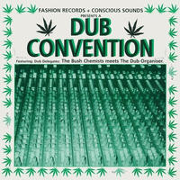 (LP) BUSH CHEMISTS MEETS THE DUB ORGANISER / DUB CONVENTION  <dub / reggae>>