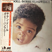 (LP / used) Bobbi Humphrey ‎/ Satin Doll    < jazz / soul>