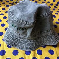 (HAT) オブリガード刺繍  -Dark Green-