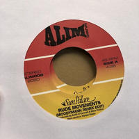 """(7"""") Sun Palace / Rude Movements MOODYMANN REMIX  <electronics / house>"""