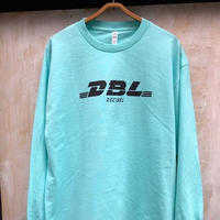 (T-shirts) =DBL= Long Sleeve Tee   Celadon  - L -