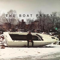 (2LP / used) KMFH / The Boat Party  <electronics / house>
