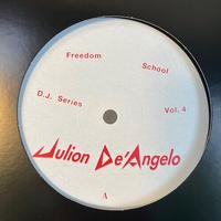 "(12"") Julion De'Angelo / DJ Series Vol 4."