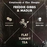 """(12""""/ USED) FREDDIE GIBBS & MADLIB / Flat Tummy Tea - Bandana  <hiphop / rap>"""