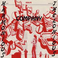 "(12"") Harmonious Thelonious  / Company EP  <world / afro / house>"