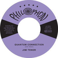 "(7"") Jimi Tenor / Quantum Connection  <afro / psyche / jazz>"