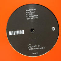 "(12"")Matthew Halsall & The Gondwana Orchestra / Journey In Satchidananda"