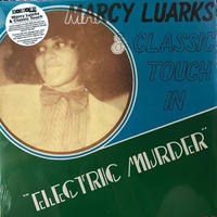 (LP) MARCY LUARKS & CLASSIC TOUCH / ELECTRIC MURDER (afro / boogie)