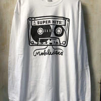 (T-shirts) mobiledisco TAPE L / S Tee  -XL-