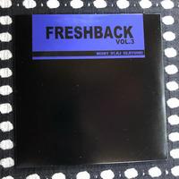 (MIXCD) K.J.&DJ RYUHEI / FRESHBACK vol.3    <mix / hiphop / rap>