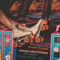 (MIXCD) DJ OKAY / DISCO FUNK MIX  <mix / disco>