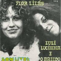 "(7"") LULI LUCINHA & O BANDO / FLOR LILAS  <brasil / psyche rock / acid folk>"