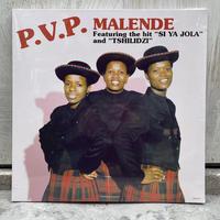 (2LP) P.V.P / Malende  <afro/disco/kwaito>