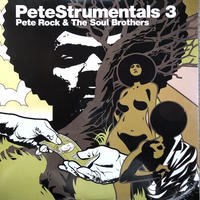 (LP) Pete Rock & The Soul Brothers / PeteStrumentals 3  <hiphop / rap>