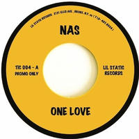 "(7"") NAS / One Love - The Heath Brothers / SMILING BILLY SUITE PT. 2 7 <HIPHOP / jazz>"