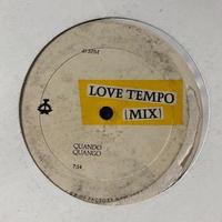 """(12""""/ used)  Quando Quango / Love Tempo  <house / new wave / boogie>"""