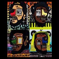 (LP) TERRACE MARTIN, ROBERT GLASPER, 9TH WONDER, KAMASI WASHINGTON / Dinner party <hiphop / Soul>
