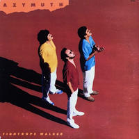 (LP /USED) Azymuth ‎/ Tightrope Walker  <jazz / fusion>