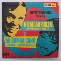 Celia Cruz con la Sonora Matancera & J Pastrana y su Orquesta / Silvestre Méndez presenta!   <CUBA>
