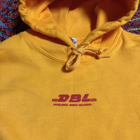 (HOODIE) dBL delivery HOODIE Yellow    - XL -