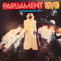 (2LP/USED) Parliament / Live - P.Funk Earth Tour  <Funk / Boogie>