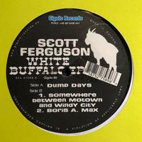 """(12""""/ USED) Scott Ferguson / White Buffalo EP  <house >"""