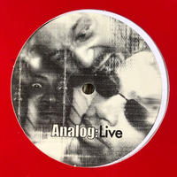 "(12""/ USED) Moodymann ‎/ Analog:Live   <detroit / house>"
