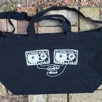 (BAG) mobiledisco Large Bag  -Black-