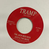 "(7"") Jack & The Mods / Don't Wake Me Up   <soul / mellow>"