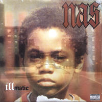 (LP) NAS / ILLMATIC (GOLD & SILVER COLORED VINYL) <hiphop/Rap>