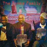 (LP) Zonke Family / At The Studio  <afro /