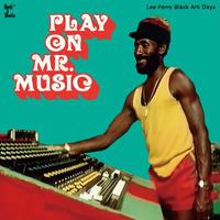(LP) LEE PERRY BLACK ARK DAYS / PLAY ON MR.MUSIC <reggae / dub>